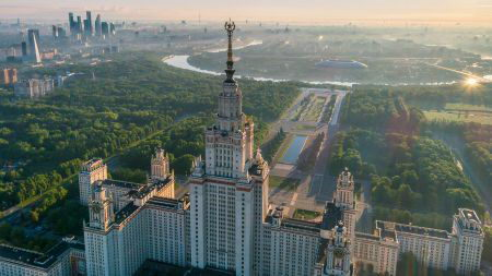 SAINT PETERSBURG - MOSCOW