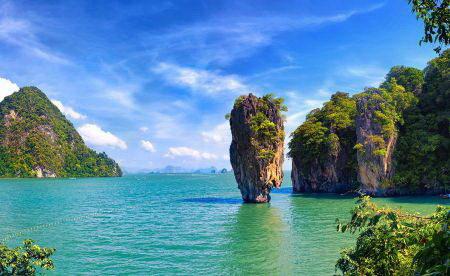 PHUKET - PHANG NGA BAY (THÁNG 9)